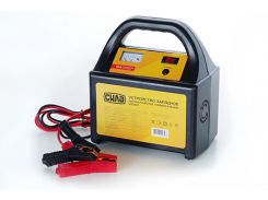 Зарядное устройство для авто СИЛА 15А; 12-24В; до 250Ah (041745)