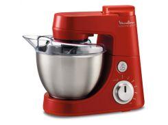 Кухонный комбайн Moulinex Masterchef Gourmet Rouge мощность 900W Красный (hub_hgrT83459)