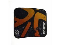 Игровая поверхность Q2 FNATIC 30х25 см Оранжевый (TK1240)