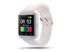 Умные смарт часы Smart Watch ST U8 Белый (SCHU8WT)