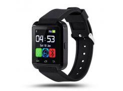 Умные смарт часы Smart Watch ST U8 Черный (SCHU8BK)