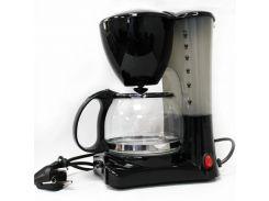 Капельная кофеварка Crownberg CB-1561 Черный (RI0401)