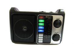 Портативная колонка радио MP3 USB GOLON RX-333+BT c Bluetooth (3229)