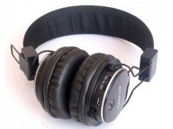 Беспроводные Bluetooth наушники Atlanfa AT-7611 c MP3 плеер FM радио приемником и микрофоном Черный (258550)