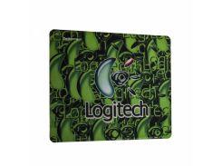 Игровая поверхность X88 Logitech Color 24х20 см Зеленый (TK1322)
