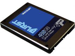Накопитель SSD 480GB Patriot Burst 2.5 SATAIII 3D TLC (PBU480GS25SSDR)