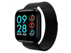 Смарт-часы P70 (P68) Smart Watch с тонометром Черный (10191-2)