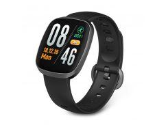 Смарт-часы Smart Watch GT103 с тонометром Черные (120-1)