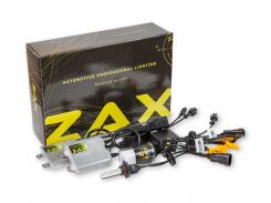 Комплект ксенона ZAX Pragmatic 35W 9-16V HB3 (9005) Ceramic 3000K