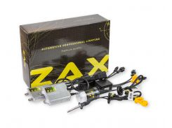 Комплект ксенона ZAX Pragmatic 35W 9-16V H1 Ceramic 6000K (hub_gwHz11807)