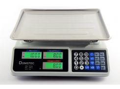 Торговые электронные весы Domotec DT 809 55 кг (200110)