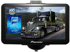 GPS навигатор Pioneer X77 с картой Европы для грузовиков (pi_ghix77)