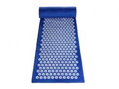 Большой акупунктурный массажный коврик Кузнецова Универсал макси Синий (594/1)
