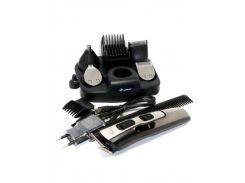 Профессиональная машинка для стрижки волос и бороды Gemei GM-592 10-в-1 (111730)