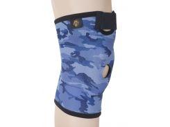 Бандаж для коленного сустава и связок ARMOR ARK2101 размер M синий (6358837)