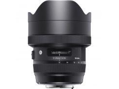 Объектив Sigma AF 12-24/4.0 DG HSM Art Canon (6337140)