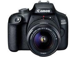 Цифровая зеркальная фотокамера Canon EOS 4000D 18-55 DC III (6397345)