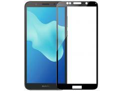 Защитное стекло T-PHOX Glass Screen (CP+ FG) For Huawei Y5 2018 Black (6404362)