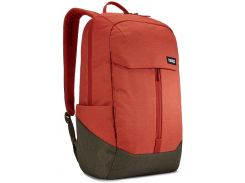 Рюкзак Thule Lithos 20L TLBP-116 Rooibos/Forest Night (6481309)