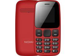 Nomi i144c Dual Sim Red