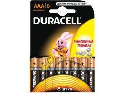 Батарейки Duracell LR03 MN2400 8шт (81545429)