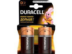 Батарейки Duracell D LR20 MN1300 2шт 81427278 (1279615)