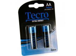 Батарейки Tecro Extra Energy AA Alkaline 2шт LR6-2B/EE (1465910)