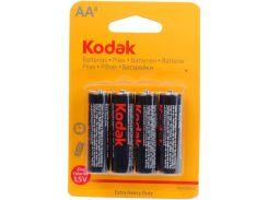 Батарейки Kodak Extra Heavy Duty R6 4шт 30951044 (979494)