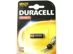 Батарейка Duracell MN21 23A BLI 1 ALKALINE 81311559 (342245)