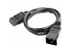 Кабель питания Cablexpert PC-189-C19 1.5 м Черный (1440921)
