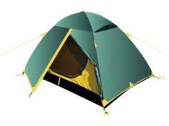 Палатка Tramp Scout 3 V2 Зеленый (2700493)