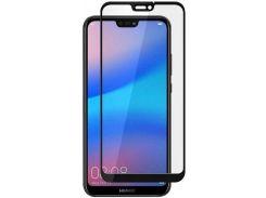 Защитное стекло PowerPlant Full Screen для Huawei P20 Lite (2891703)