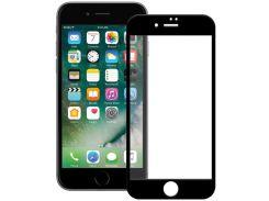 Защитное стекло PowerPlant Full Screen для Apple iPhone 7 Черный (GL606030)
