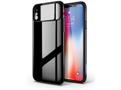 Чехол Joyroom Chi hazel series JR-BP433 iPhone X Black (2892571)