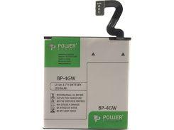 Аккумулятор для мобильного телефона PowerPlant Nokia BP-4GW (DV00DV6318)