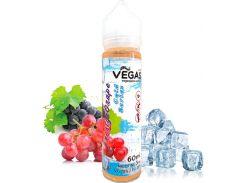 Жидкость Vegas Juice Frosty Grape 3 мг 60 мл Виноград со льдом (2776583)