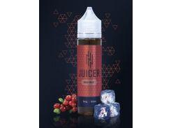Жидкость Juicer Red Heat 3 мг 60 мл Клюква с ментолом (2775504)