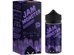 Жидкость Jam Monster Blackberry LE 3мг/мл 100мл Тосты с ежевикой (2777619)