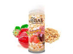 Жидкость Vegas Juice Sunny Day 3 мг 120 мл Хлопья с клубникой и сливочным маслом (2776563)