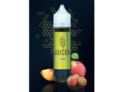Жидкость Juicer Vitamin 1.5мг/мл 100мл Яблоко/ персик/ клубника (2866178)