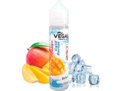 Жидкость Vegas Juice Frozen Mango 3 мг 60 мл Манго с холодком (2776588)