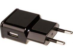 Зарядка Grand-X CH-03C25B Black + DC cable USB