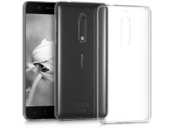 Чехол Smartcase TPU Nokia 5 Clear (SC-N5)