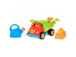 Набор для песочницы Same Toy Грузовик 6 шт (973Ut-1)