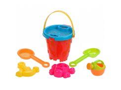 Набор для песочницы Same Toy 6 шт (2666809)
