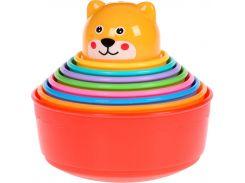 Набор для песочницы Same Toy Чашки 9 шт (617-17Ut)