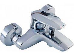 Смеситель для ванны Kludi Pure & Solid Серебристый (346810575)