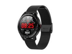 Смарт-часы Microwear L9 с ЭКГ Черные (975)