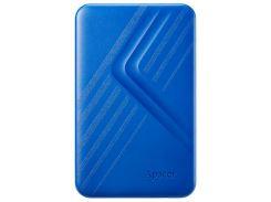 HDD накопитель Apacer AC236 2TB (AP2TBAC236U-1) USB 3.0 Blue (6501328)