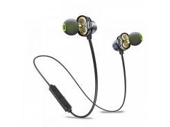 Беспроводные Bluetooth наушники Awei X660 BL Черный (008539)